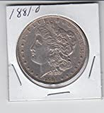 1881 O Morgan Silver Dollar Coin - Circulated $1 Extremely Fine