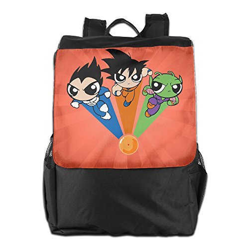 Price comparison product image DBZ PowerBall Boys Unisex Travel Laptop Backpacks Bookbags