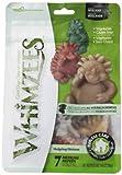 Paragon Whimzees Hedgehog Dental Treat for Medium Dogs, 7 Per Bag 14.0oz (399g)
