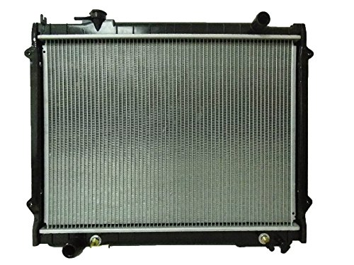 RADIATOR FOR TOYOTA FITS TACOMA 2.4 2.7 3.4 L4 4CYL V6 18-11/16 in BETWEEN THE TANKS