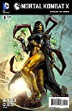 Mortal Kombat X #5 Comic Book
