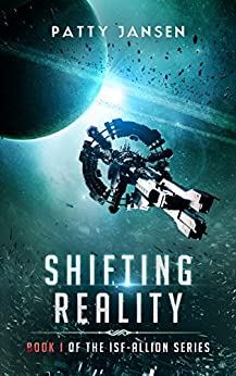 Shifting Reality (ISF-Allion Book 1) by [Jansen, Patty]