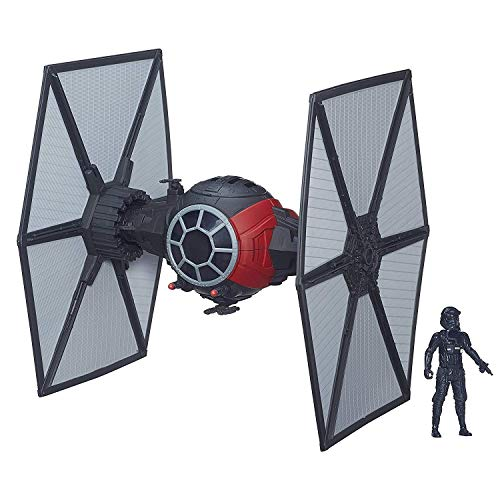 (Star Wars The Force Awakens 3.75-inch Vehicle First Order Special Forces TIE Fighter)
