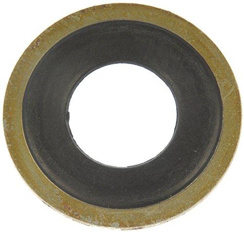 ubber Oil Drain Plug Gasket, Pack of 2 (1980 Cadillac Eldorado Rubber)