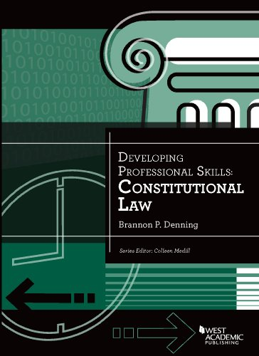 Developing Professional Skills, Constitutional Law