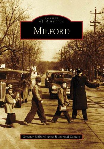 Read Online Milford (OH) (Images of America) pdf epub