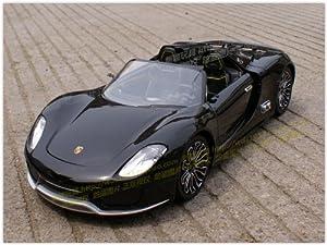 radio remote control 114 porsche 918 spyder sport rc model car rc rtr black