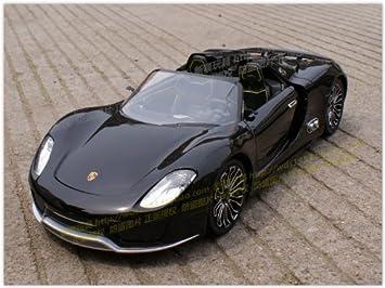 radio remote control 114 porsche 918 spyder sport rc model car rc - Porsche Spyder 918 Black