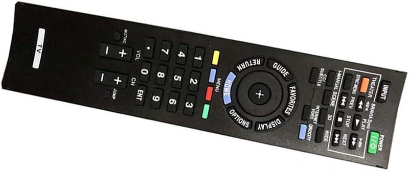 Fácil de repuesto mando a distancia para Sony KDL-46NX720 KDL ...