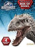 Jurassic World Bite-Sized Box of Books