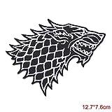 world of warcraft patch - Blue Heron Game Of Thrones House Stark Direwolf 5