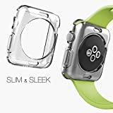 Apple-Watch-Case-Poetic-Clarity-Series-Apple-Watch-38mm-Case-Crystal-Clear-Premium-TPU-Case-For-Apple-Watch-38mm-2015-Crystal-Clear-3-Year-Manufacturer-Warranty-From-Poetic