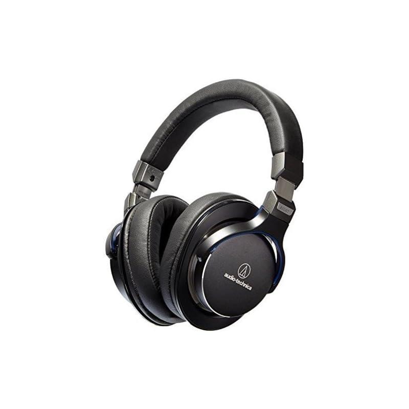 Audio-Technica ATH-MSR7BK SonicPro Over-