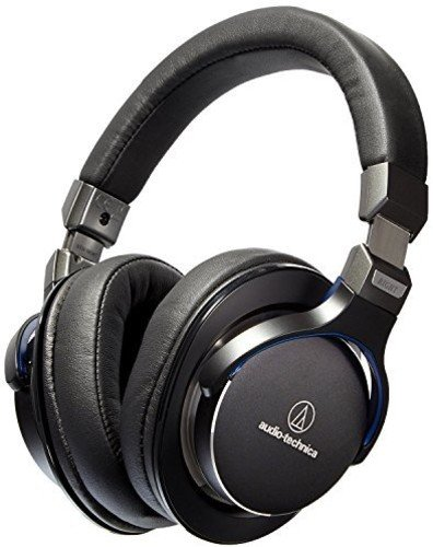Audio-Technica ATH-MSR7BK SonicPro Wired Over-Ear High-Resolution Audio Headphones
