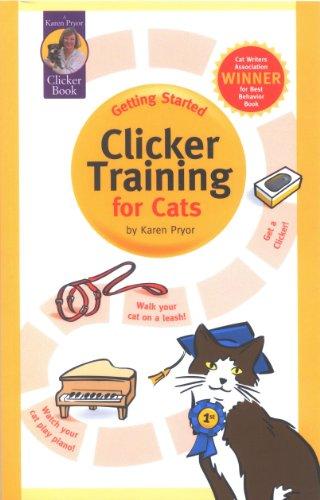 ?EXCLUSIVE? Getting Started: Clicker Training For Cats. apuestas Grand Lambda Tauros viaje pieza Ousmane