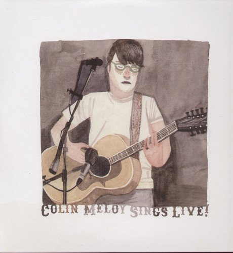 Colin Meloy Sings Live! [Vinyl] by Jealous Butcher