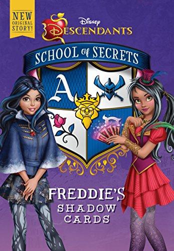 School of Secrets: Freddie''s Shadow Cards (Disney Descendants)