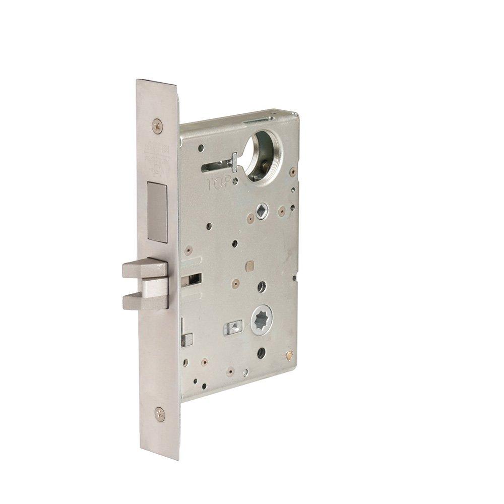 CORBINRUSSWIN ML2020-LL-626 626 Satin Chrome Privacy//Bed//Bath Lever Body Only Steel; Stainless Steel; Brass Corbin Russwin Architectural Hardware