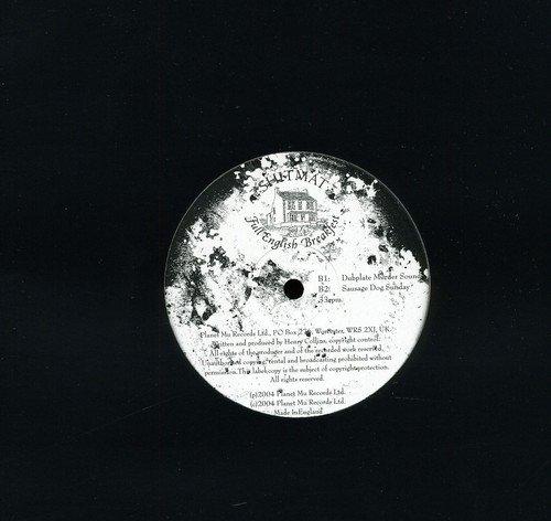 Vinilo : Shitmat - New English Breakfast 2 (12 Inch Single)