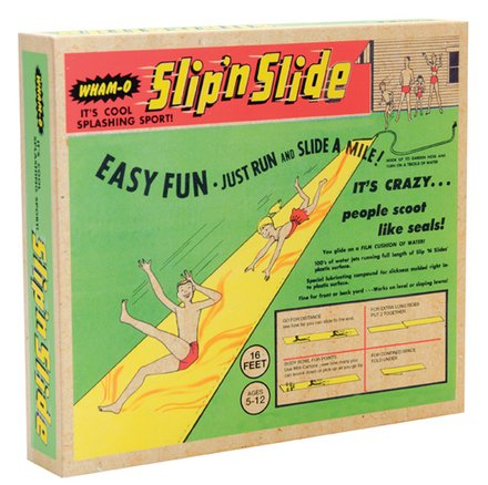 Schylling Slip N Slide Vintage