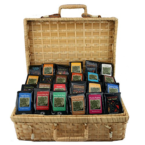 Coffee Beanery Small Suitcase (Butter Free Sugar Rum)