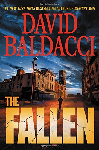 The Fallen (Memory Man series) David New Book
