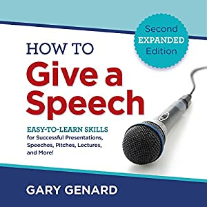 How to Give a Speech Audiobook