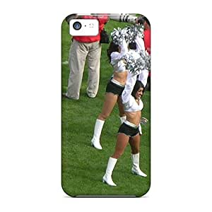 Perfect Fit GiDWs7913vRCVo Oakland Raiders Cheerleaders Case For Iphone - 5c