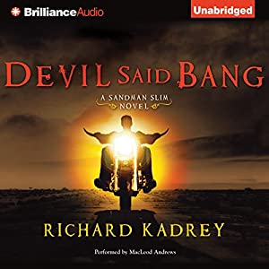 Devil Said Bang Audiobook