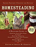 Homesteading: A Backyard Guide to Growing Your Own Food, Canning, Keeping Chickens, Generating Your Own Energy, Crafting, Herbal Medicine, and More (Back to Basics Guides)