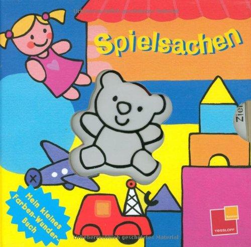 Mein kleines Farben-Wunder-Buch. Spielsachen