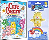 Smallest Plush Complete Series Care Bears tv DVD Retro Cartoon Original Episodes & FUNSHINE Animation Mini Character Set