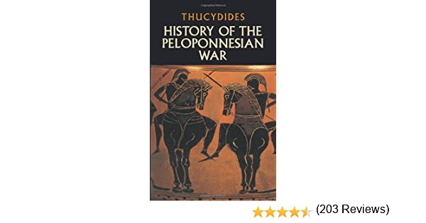 history of the peloponnesian war thucydides richard crawley history of the peloponnesian war thucydides richard crawley 9780486437620 com books
