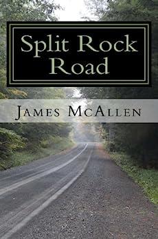 Split Rock Road by [McAllen, James]