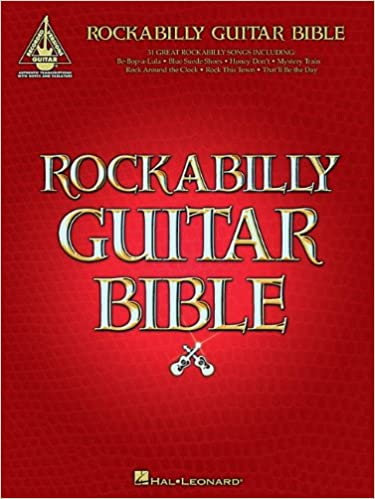 Read online Rockabilly Guitar Bible: 31 Great Rockabilly Songs (Guitar Recorded Versions) PDF