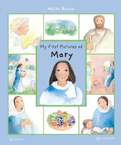 My First Pictures of Mary