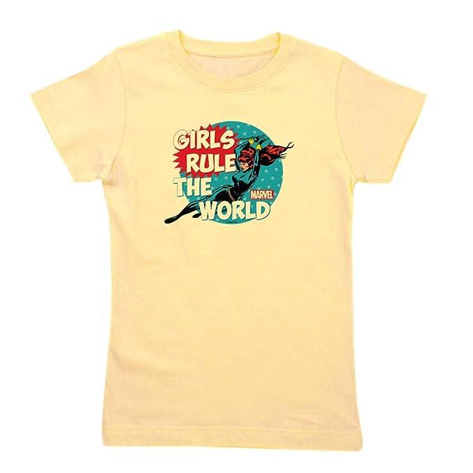 Amazon.com: CafePress Camiseta de algodón para niña con ...
