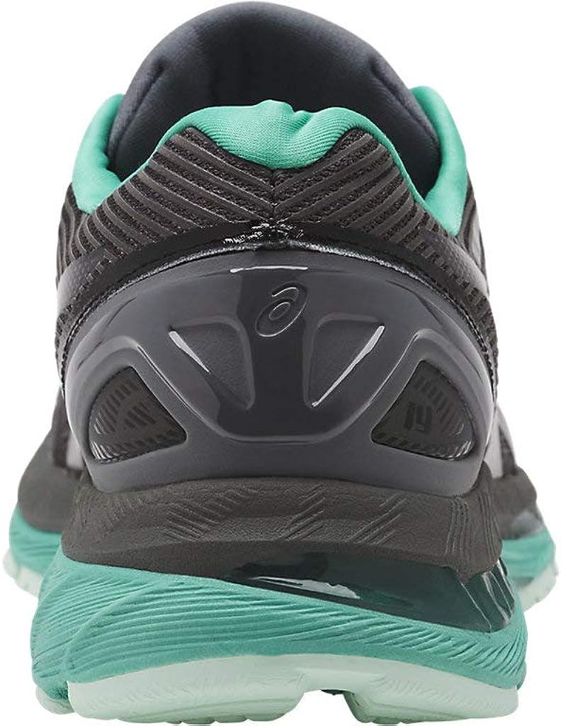 ASICS Women's Gel Nimbus 19 Lite Show Running Shoe, Dark