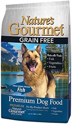 Nature's Gourmet Dog Food