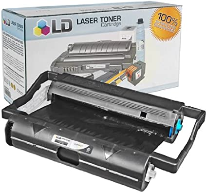 LD Compatible Brother PC201 Set of 4 Fax Cartridges With Roll