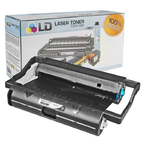 LD Brother PC201 Compatible Fax Cartridge with Roll (Pc201 Compatible Cartridge Fax)
