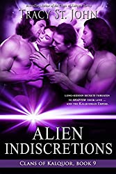 Alien Indiscretions (Clans of Kalquor Book 9)