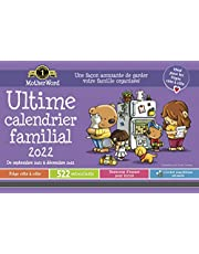 MotherWord Magnetic Dry Erase Calendar, 17 x 11 Inches