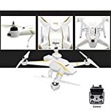 Perman Professional Aerial Photography Drone with HD Camera - Flytec Navi T23 1080P HD Camera - 5.8G FPV Real-time Video Transmission - GPS Auto Follow Height Hold - 6CH 4-Axis - Remote Control