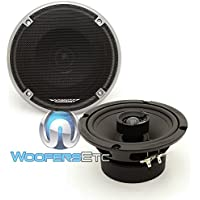 Image Dynamics ID65 200W RMS 6.5 ID Series Full Range Coaxial System for OEM Replacement or Aftermarket Systems