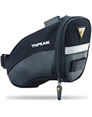 Topeak zadeltas met Fixer F25 Aero Wedge Pack