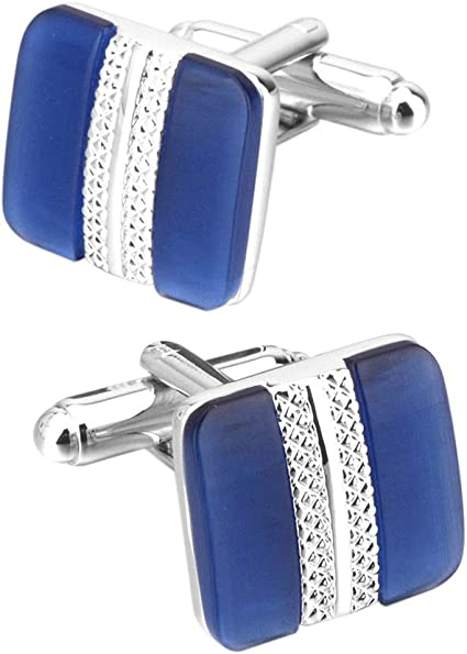 Belleashy-AC Gemelos para Hombres Gemelos Azules for Hombres ...