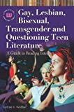 Gay, Lesbian, Bisexual, Transgender and Questioning Teen Literature, Carlisle K. Webber, 1591585066