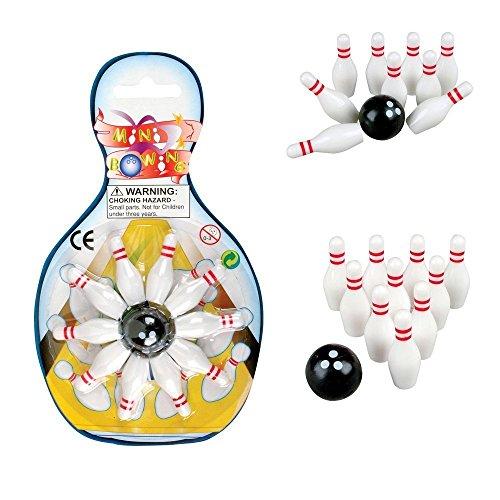 Mini Bowling Pins - 3