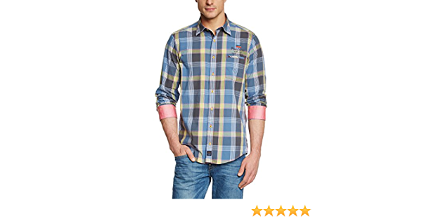 CASAMODA 452152600 Camisa, Grau (Anthrazit 750), XS para ...
